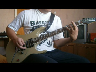 My Autumn Желание guitar cover