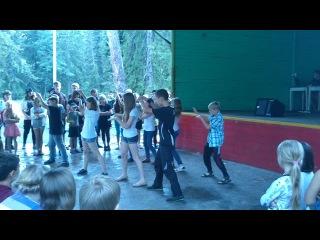 5 отряд танцует под песню DJ Bobo-Chihuahua