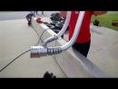 Пит-стоп на наскаре через Google Glass