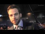 Видеорепортаж с премьеры фильма «Стартрек: Возмездие» в Москве (25 апреля, 2013)