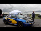 Unlim 500+ SPB заезд с Corvette ZR1