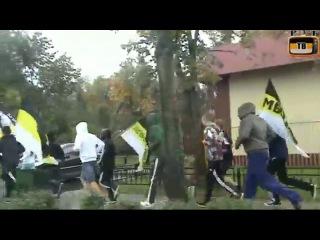 Русская пробежка 9 сентября на день города Мытищи