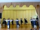 Отчетный по ритмике в школе 2012