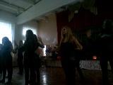 хэллоуин в школе, танец (снят не сначала)
