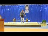 Гойденко Денис(категория 85kg)толчек110kg