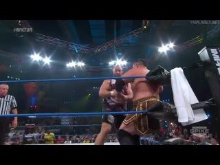 Samoa Joe vs Bully Ray - TNA Impact,28.06.2012