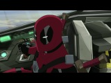 Ultimate Spider-Man Season 2, Ep. 16 Clip