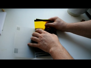Как сделать чехол для гелевых фильтров