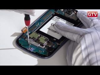 Разборка Samsung GT-I9300 Galaxy S III