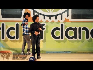 The Return of Les Twins HD Presented by Far East Movement World of Dance LA 2012 (2)