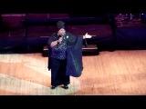 На концерте. (г.Самара, Филармония 12.10.2012г.) Harlem Golden Gospel Singers (USA)