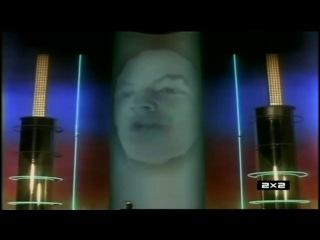 Могучие Рейнджеры 1 сезон 30 серия.Каменный метеор.(Русская озвучка 2х2).(1993) 12+