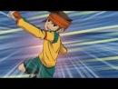 Inazuma Eleven  Одиннадцать молний 88-89 серия [Enilou]