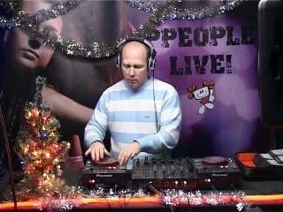 Dj Dimmi-K & MC Ray @ Ppeople Live! (2013.01.10)