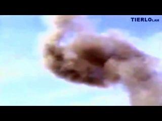 Уничтожение статуи Будды в Афганистане