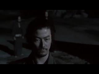 Затоiчи / Zatoichi (момент из фильма)