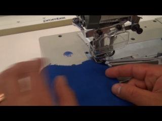 PROMTEX TY-F007 Плоскошовная распошивальная промышленная машина