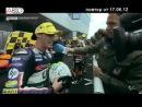 20120617, ГБ, Сильверстоун: Moto GP, финиш (соль всей гонки): Реддинг против Маркеса, или 16-летние герои (3)