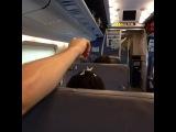 Fun on the train to Russia