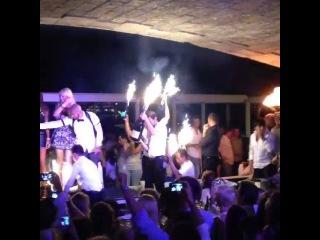 Monte-Carlo Life Club. Timati birthday party
