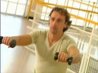 Фитнесс с Валери Турпин 2 десятиминутка