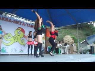 Чудо-Аква-Мега-Танцы-2012: Go go - дуэты