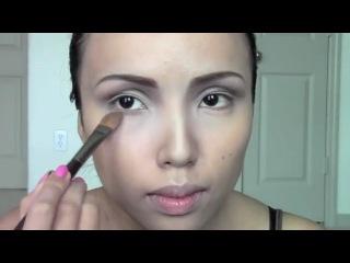 Перевоплощаемся с Tamang Phan____JESSICA ALBA Make-up Transformation