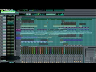 Fl Studio 10 Ремикс на PPK Resurrection от ALEX SANTERO