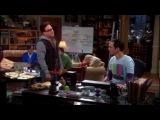 Теория большого взрыва - Шелдон играет на терменвокс