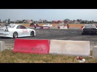 CarFest 3, Drift Nissan Skyline R32 and Nissan Skyline R33