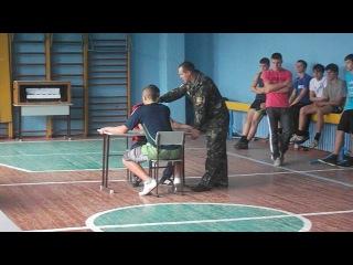 Арм-реслінг (10 і 9 класи)