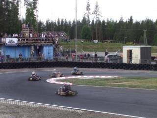 Первенство Финляндии 2013. Полная гонка. Мой номер 262