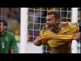 Андрей Шевченко дубль | Украина - Швеция. ЕВРО 2012 | на 720 |