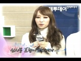 Interview at Etomedia with EXID 121101