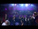 David Byrne & St. Vincent-I Should Watch TV-David Letterman(28.01.13)