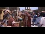 Юлий Цезарь (Рекс Харрисон) приплыл в Александрию Египетскую — «Клеопатра» (Великобритания–США–Швейцария, 1963)