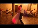 Танец дяди с сестричкой Ирочкой на свадьбе!