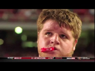 College Football Explosion Pump Up