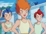 Покемон - 1 сезон, 40 серия - Четыре брата Иви «И:буи ён кё:дай» (イーブイ4きょうだい