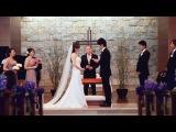 Свадьба Тиффани и Брука. Нежное с азиатским оттенком
