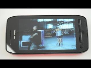 Nokia 603 - видео обзор ( нокиа 603 ) от Video-shoper.ru