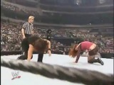 WWE Women's Championship - WWE Survivor Series 2003 Lita vs Molly Holly