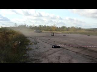 29 сентября 7 этап Чемпионата и Первенства Псковской области по АМБ спринт-слалом