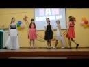 Танец девочек 9б на выпускном