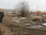 Мотокросс, Харьков, тренировка 13.03.11..wmv ксв