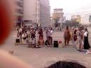выступление индейцев в Москве