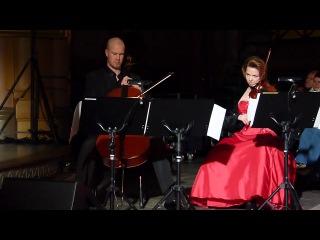 Mervi Myllyoja, Max Lilja Janne Hovi - 'Joulupukki matkaan jo käy' @ Pori, Finland 19.12.2012