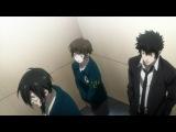 Psycho-pass / Психопаспорт - 18 серия [Inspector Gadjet & Shina]