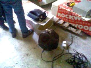 Подготовка к испытаниям на звукоизоляцию