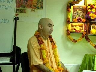 Лекция по БГ 4.11 Е.С. Бхактиведанта Садху Свами махарадж 2012 09 16.